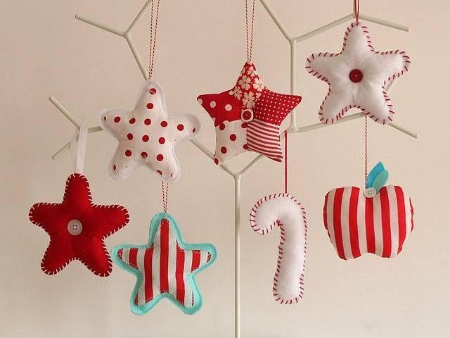 Guirnalda para Navidad #manualidades #navidad #decoracion #ideas #original #crafts