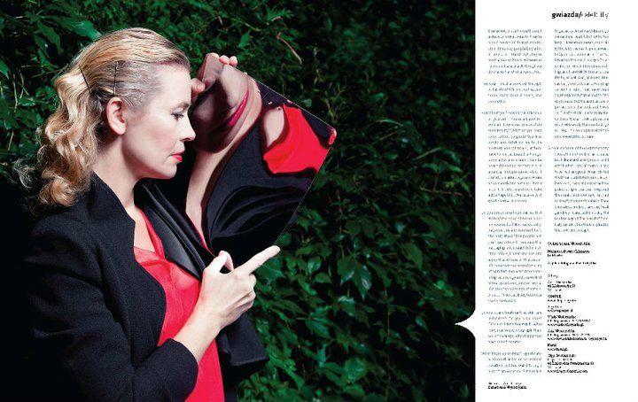 Lidia Popiel | SenseOfBeauty magazine