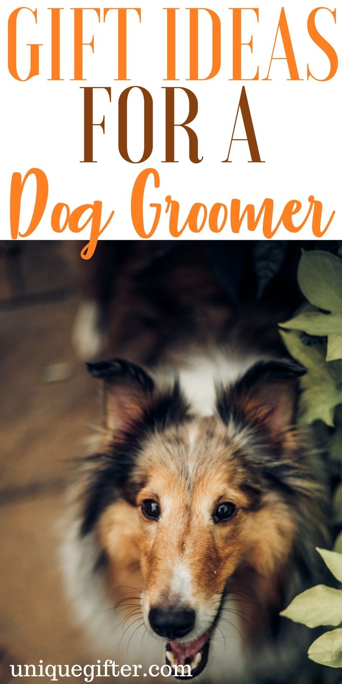 20 Gift Ideas For Dog Groomers Dog Groomers Dog Groomer Gifts