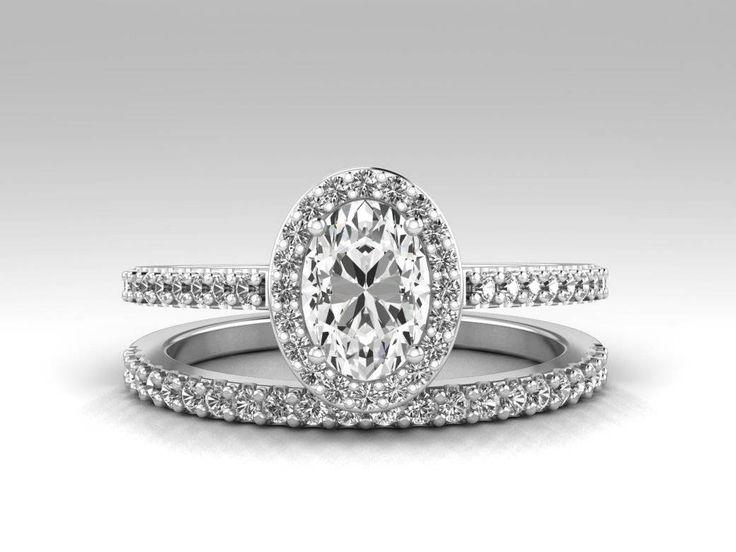 78 best Bridal Sets images on Pinterest Engagement sets Bridal