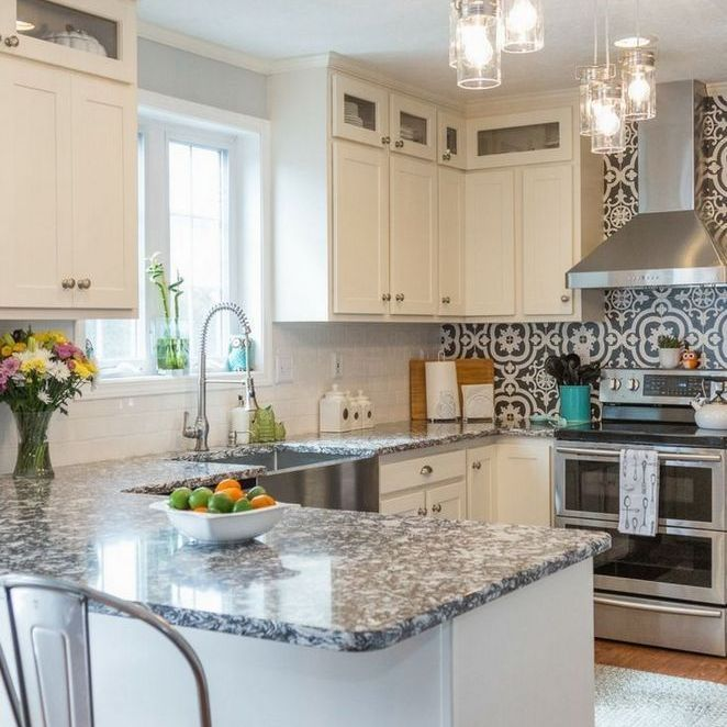 07 Split Level Kitchen Remodel Open Concept 88 In 2019