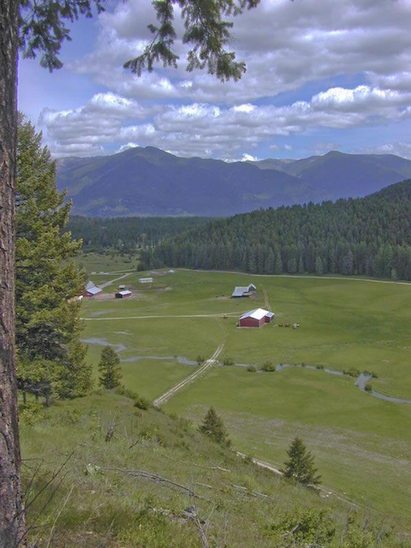 Montana Ranche | Trout Creek, Montana, Incredible Western Montana Ranch
