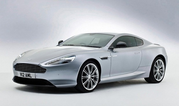 2013 Aston Martin DB9 (510HP)