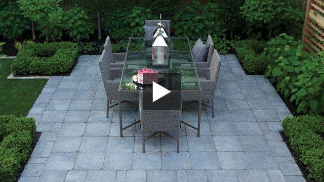Elegant Urban Backyard | House & Home