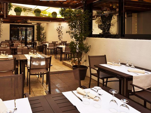 Restaurant Terrasse Metz - Le chat noir