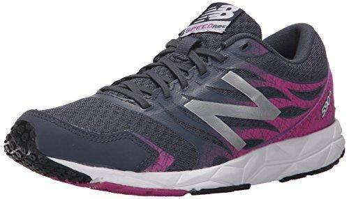 Oferta: 70€ Dto: -44%. Comprar Ofertas de New Balance W590LG5, Zapatillas de deporte para mujer, Negro  (Black/Purple) - 38.5 (5.5 UK) barato. ¡Mira las ofertas!