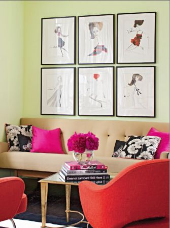 88 best kate spade inspired rooms images on pinterest | home