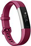 Fitbit Alta HR Activity Tracker and Fitness Watch with Wrist Based Heart Rate Monitor - Fuchsia/Small - https://www.trolleytrends.com/?p=614882