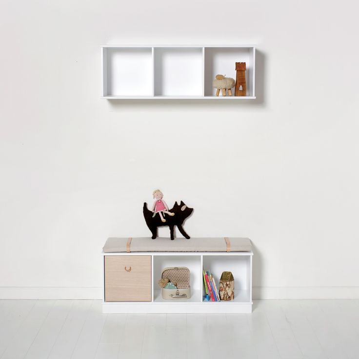 Medium Toy Storage Unit By Oliver Furniture Of Denmark   Part Of Their  U0027wood Collectionu0027. Perfect As A Bench In A Playroom Or Hall See Online For  Other ...