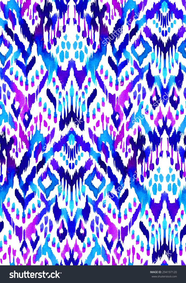 ikat pattern - Google Search