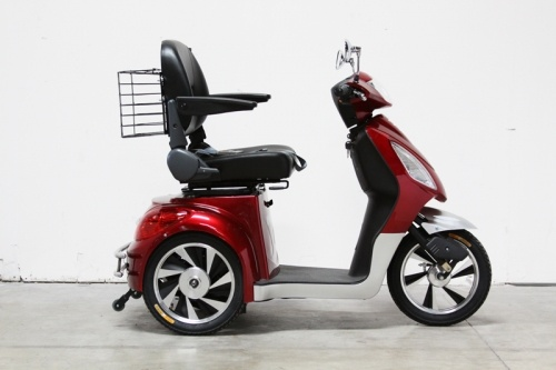 Electric scooters for adults ewheels ew 36 electric for Motorized mobility scooter for adults