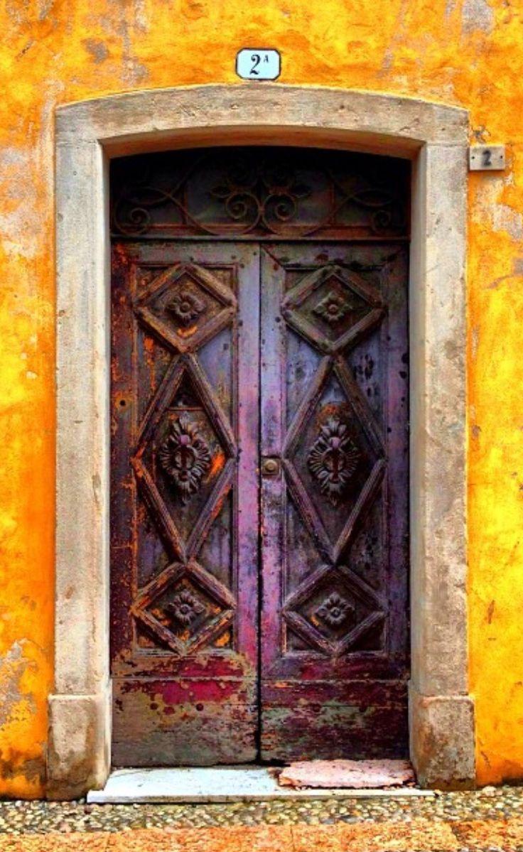 Vittorio Veneto, Treviso, Italy. Great color.