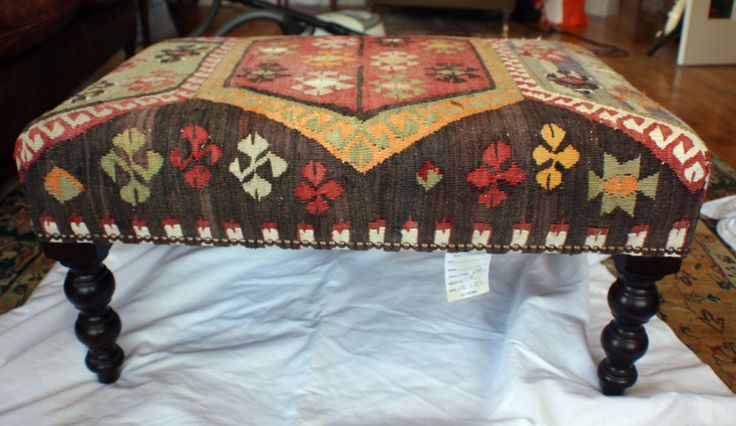 22 Best Ottoman Images On Pinterest Ottomans Kilim