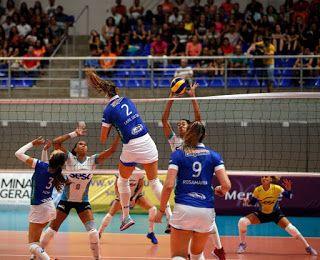 Blog Esportivo do Suíço:  Minas bate Sesc/Rio e é tricampeão sul-americano