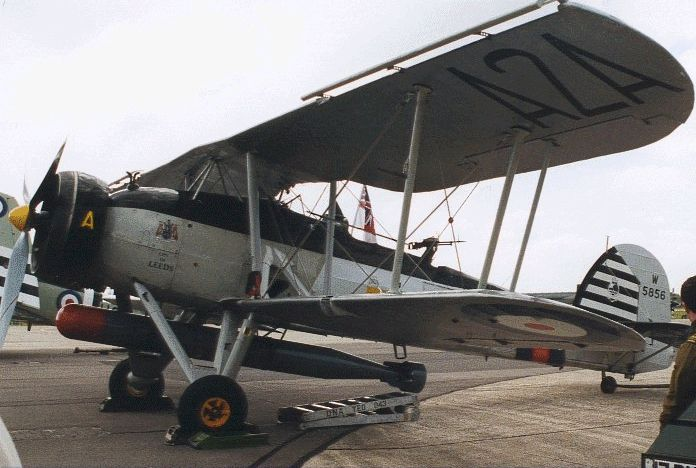 Fairey Swordfish aircraft profile. Aircraft Database of the Fleet Air Arm Archive 1939-1945