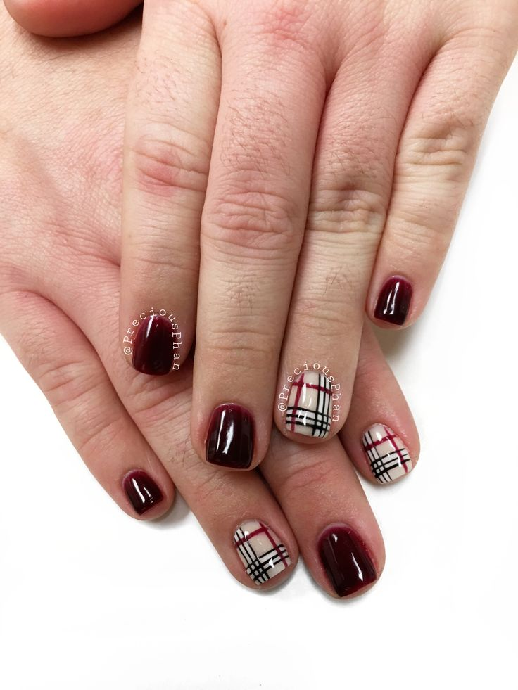 Fall 2018 Nails Trends - Nail Art And Nail Trends For Fall ...