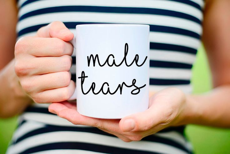 Male Tears Mug, Funny Male Tears Mug, Male Tears Mug for Coworker, Male Tears mug for Bff, Male Tears Mug for Friend, Male Tears Coffee Mug by Mugsby on Etsy https://www.etsy.com/listing/483856689/male-tears-mug-funny-male-tears-mug-male