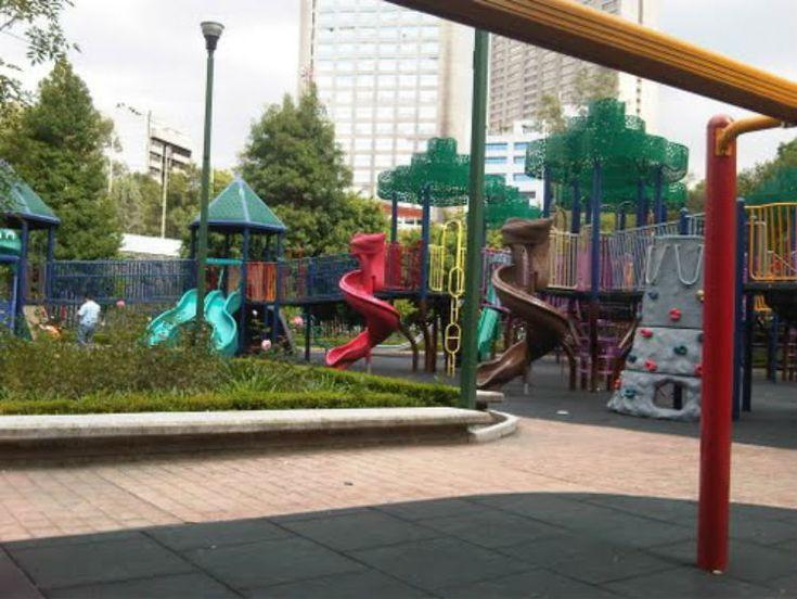 Diversión el fin de semana en el Parque Lincoln de Polanco