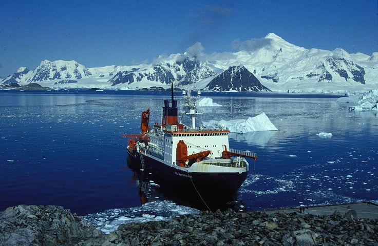 Polarstern Rothera Research Station...hg - Antarctic Peninsula - Wikipedia, the free encyclopedia