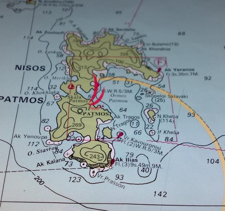 Patmos Island forSailing #sail #boat #friends #holiday #wind #sea #greece