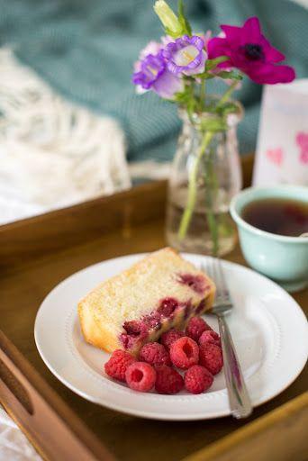 "Gluten-Free ""Buttermilk"" Raspberry Cake Recipe on Yummly"