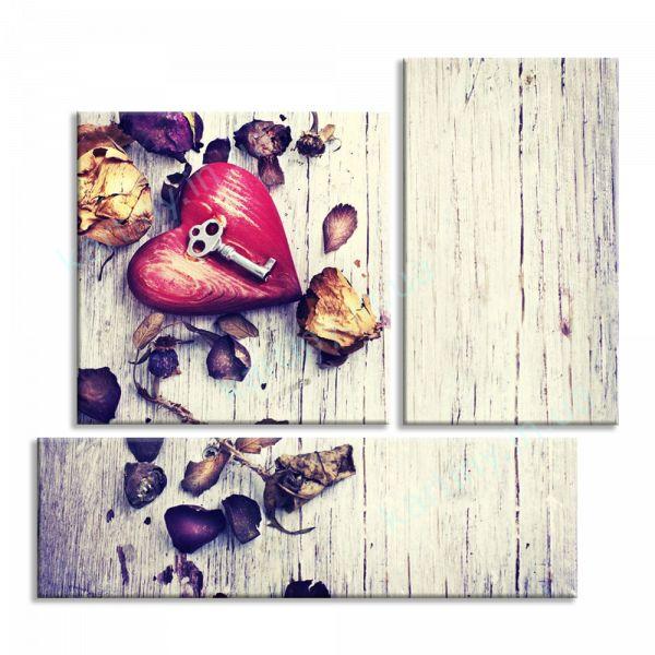 Картина Ключ от сердца