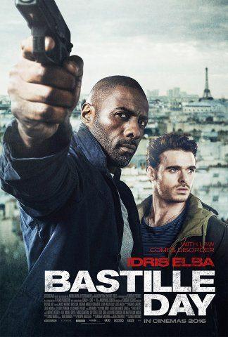 Nonton Film Bastille Day (2016) Streaming Online Subtitle indonesia Gratis Download Movie
