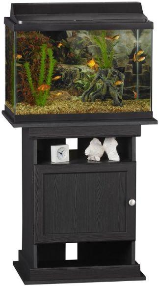 how to build a fish aquarium calculator