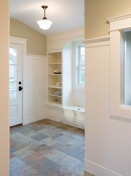 Transitional Small Entry Ways Design Ideas, Pictures, Remodel and Decor