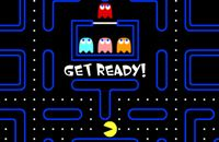 Play interesting free online Pacman game