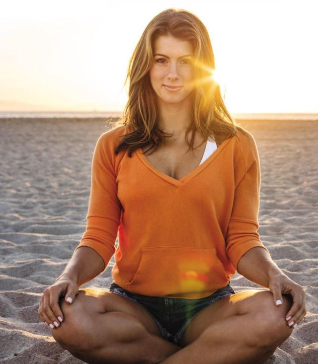 The Biggest Loser's Jen Widerstrom Gets Real About Weight Loss, Body Image, and Healthy Living