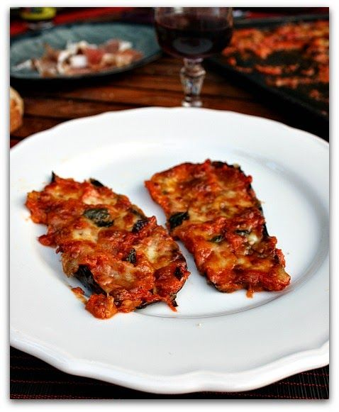 A Sunday in the Country: The summer hit: eggplant Parmigiana