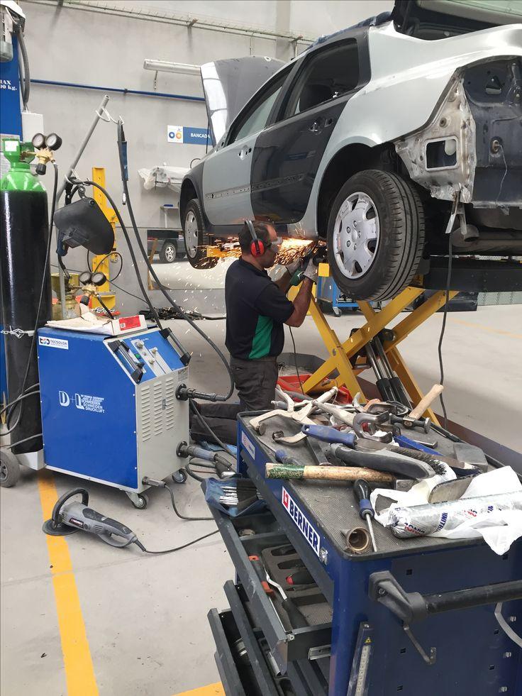 Reparación #Renault Laguna
