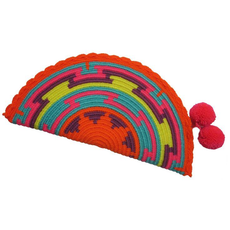 Wayuu Clutch. Handmade and Fair Trade Wayuu Clutches – LOMBIA & CO.   www.LombiaAndCo.com