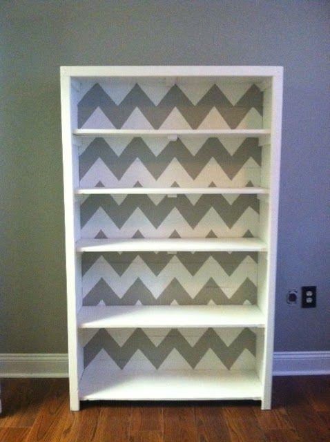DIY Chevron Pattern Tutorial. Chevron PatternsChevron DecorationsChevron  Room ...