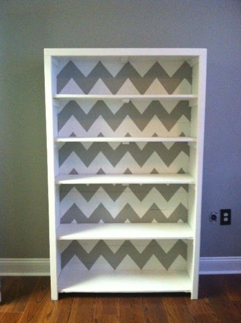 DIY Chevron Pattern Tutorial
