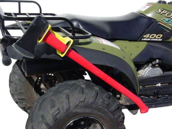 All Rite ATV Rack Rider Striking Tool Carrier