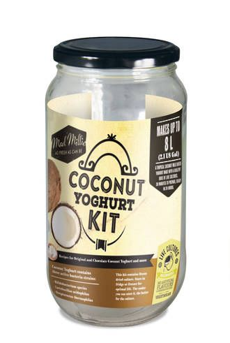 Make your own Coconut Yoghurt!