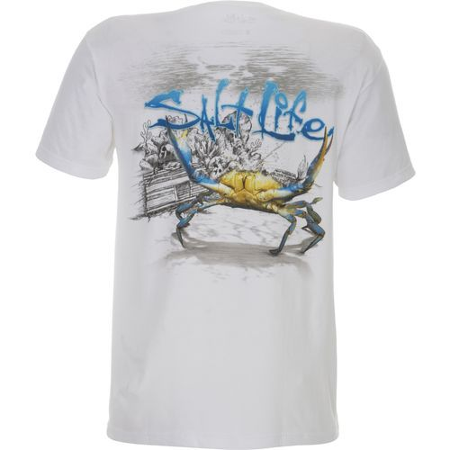 Crabs salt life shirt