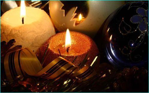 20 Flickering Candle Wallpaper For Your Desktop