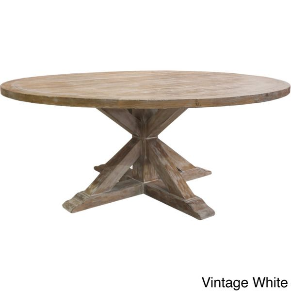 La Phillippe Reclaimed Wood Round Dining Table. Best 25  60 round dining table ideas on Pinterest   Round dining