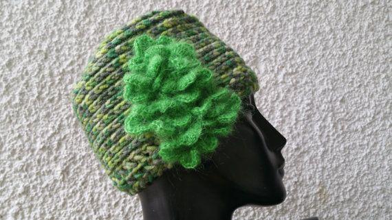 Guarda questo articolo nel mio negozio Etsy https://www.etsy.com/it/listing/251674424/berretto-retro-verde