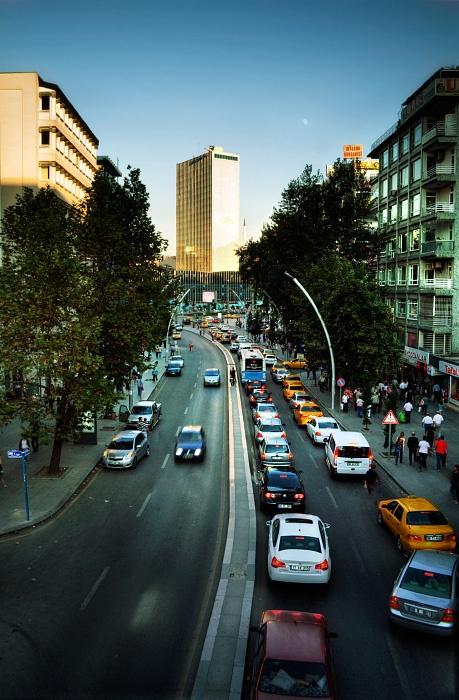 ankara city