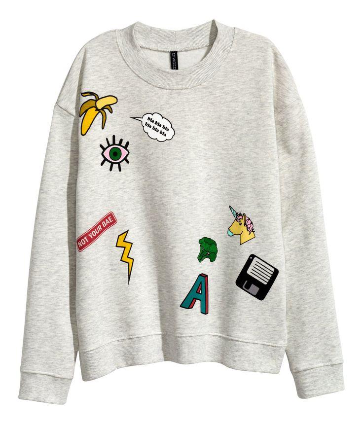 Sweatshirt | H&M Divided