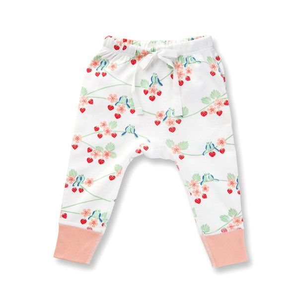 These Pants are exclusively designed by Sapling, an Australian company specialising in the most comfortable, highest quality 100% organic cotton children's wear.     Flight Collection - Bluebirds Made from the finest organic cotton - 100% GOTS certified. Printed with organic, 100% GOTS approved water-based dyes. Longer cuffs for folding allows for growth and longevity. Closed, flat-seam stitching protects baby from irritating inner seams and provides greater strength for quality and…