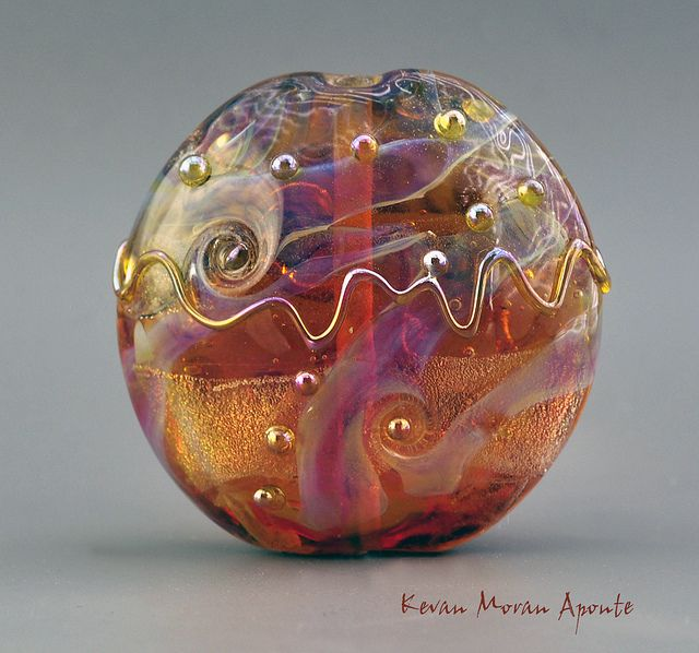Beautiful glass art by Kevan Aponte