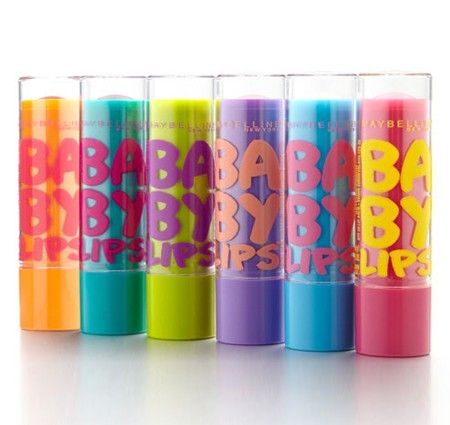 Baby Lips are amazing !! I want them all