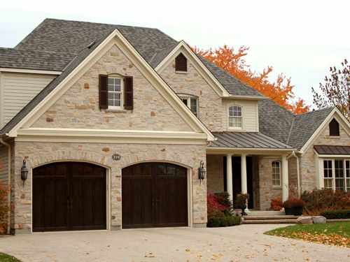 116 Best Images About Home Exterior Stone Siding On