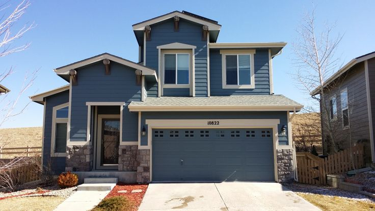 Sold | 10822 Towerbridge Lane, Highlands Ranch: Immaculate home located in highly desirable hearth. 3 bedrooms & 3 bathrooms. Kitchen with granite slab including all appliances. Private backyard with patio. Solar panels!