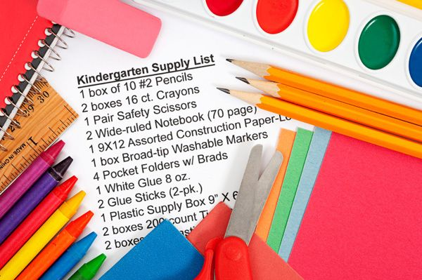 Back to school supply lists | 28 Things That Will Remind You Of Elementary School